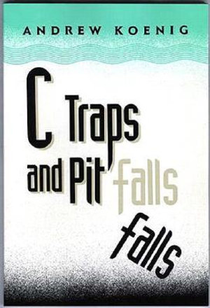 Cover of C Traps & Pitfalls