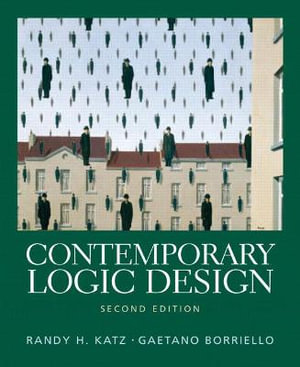 Cover of Contemporary Logic Design            Cp