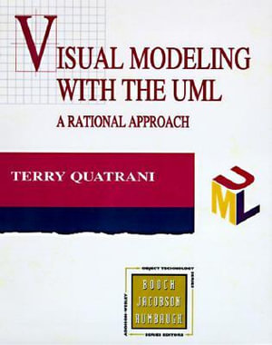 Cover of Visual Modeling with Rational Rose and UML