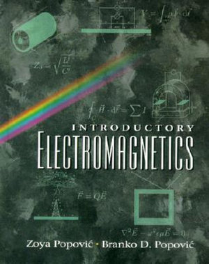 Cover of Introductory Electromagnetics