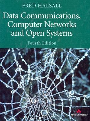 Cover of Data communications, computer networks, and open systems