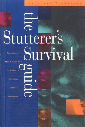 Cover of The Stutterer's Survival Guide