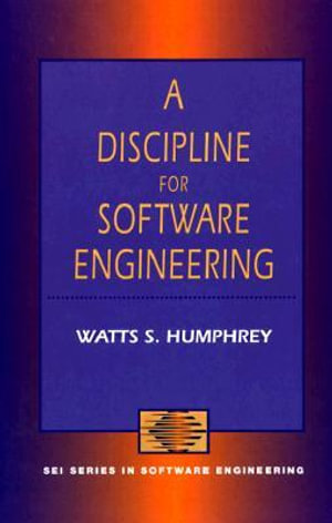 Cover of A Discipline for Software Engineering