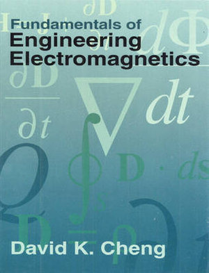 Cover of Fundamentals of Engineering Electromagnetics