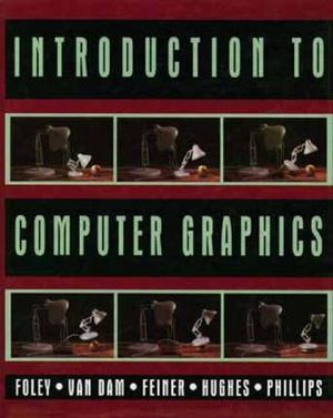 Cover of Introduction to Computer Graphics
