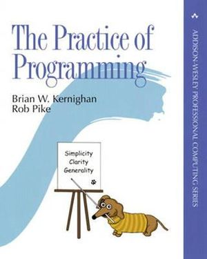 Cover of The Practice of Programming