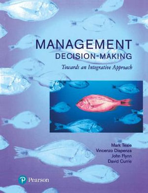 Cover of Management Decision-making