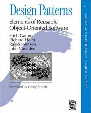 Cover of Design Patterns: Elemts Reusabl Obj Orient