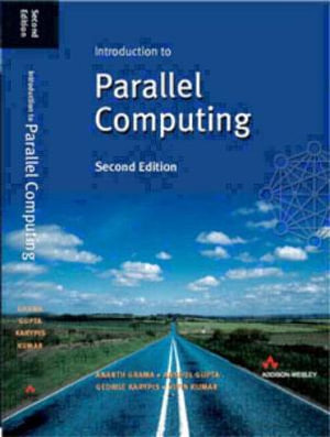 Cover of Introduction to Parallel Computing