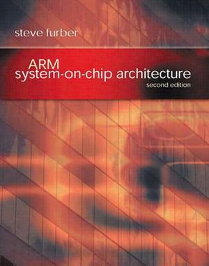 Cover of ARM system-on-chip architecture