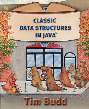 Cover of Classic Data Structures in Java