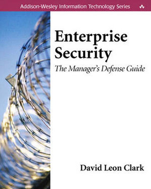 Cover of Enterprise Security
