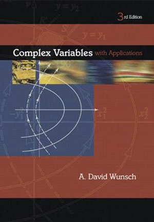 Cover of Complex Variables With Applications