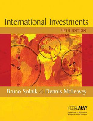 Cover of International Investments