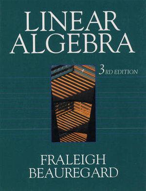 Cover of Linear Algebra