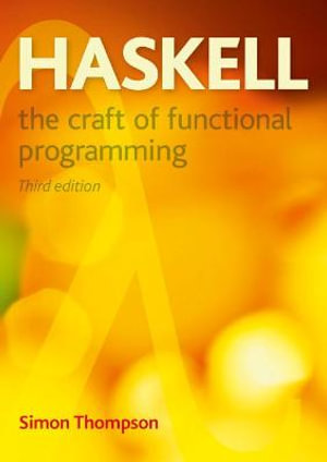 Cover of Haskell:Craft Functional Programming Cp