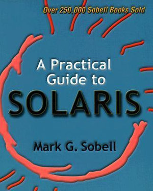 Cover of A Practical Guide to Solaris