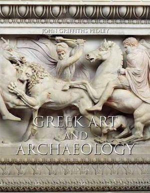 Cover of Greek Art and Archaeology