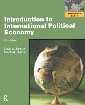 Cover of Introduction to International Political Economy Pearson International   Edition