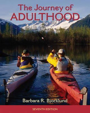 Cover of The Journey of Adulthood