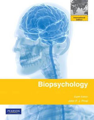 Cover of Biopsychology Pearson International Edition