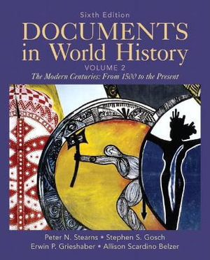 Cover of Documents in World History