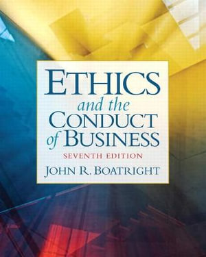 Cover of Ethics and the Conduct of Business
