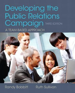 Cover of Developing the Public Relations Campaign