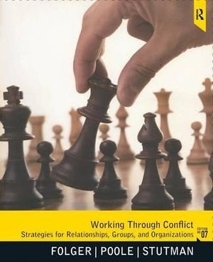 Cover of Working Through Conflict