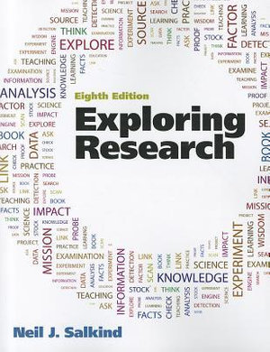 Cover of Exploring Research