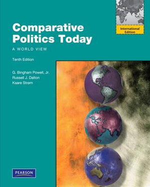 Cover of Comparative Politics Today: A World View Pearson International Edition