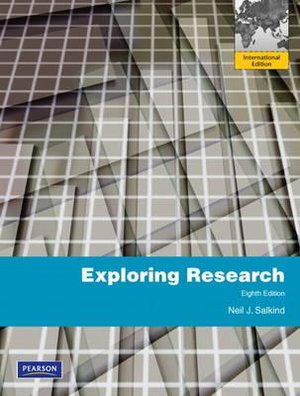 Cover of Exploring Research Pie