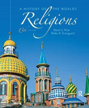 Cover of A History of the World's Religions