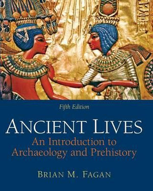 Cover of Ancient Lives