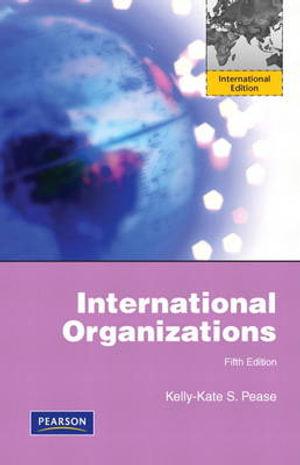 Cover of International Organizations Pie