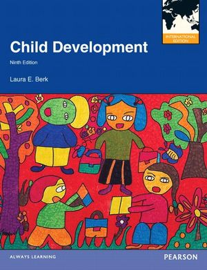 Cover of Child Development Pearson International Edition
