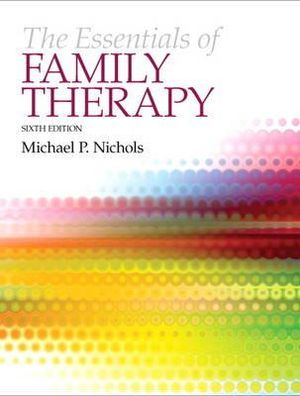 Cover of The Essentials of Family Therapy