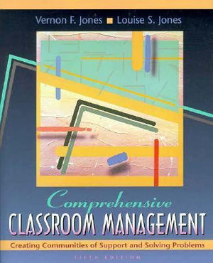 Cover of Comprehensive Classroom Management