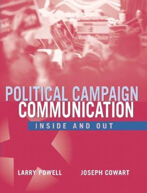 Cover of Political Campaign Communication