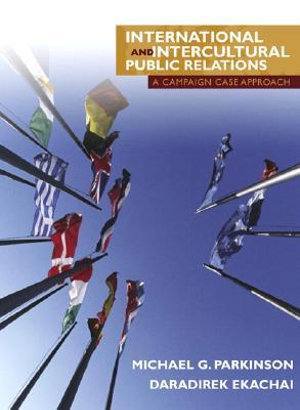 Cover of International and Intercultural Public Relations Campaigns