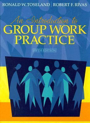 Cover of An introduction to group work practice