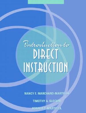 Cover of Introduction to Direct Instruction