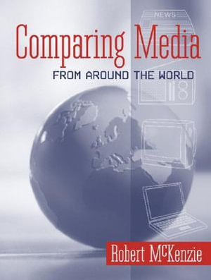 Cover of Comparing Media from Around the World