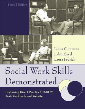 Cover of Social Work Skills Demonstrated