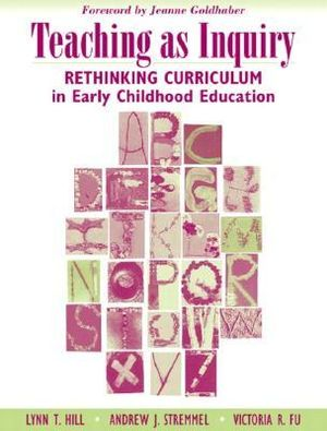 Cover of Teaching as Inquiry