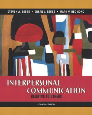 Cover of Interpersonal Communication