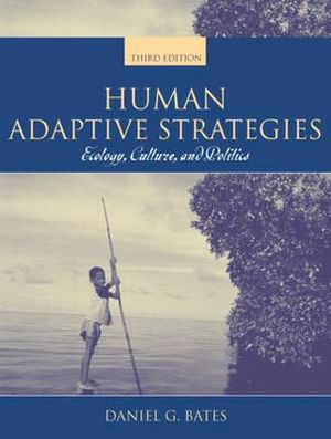 Cover of Human Adaptive Strategies