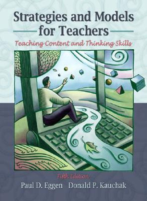 Cover of Strategies and models for teachers