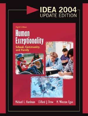 Cover of Human Exceptionality