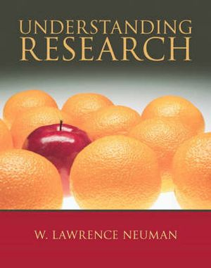 Cover of Understanding Research